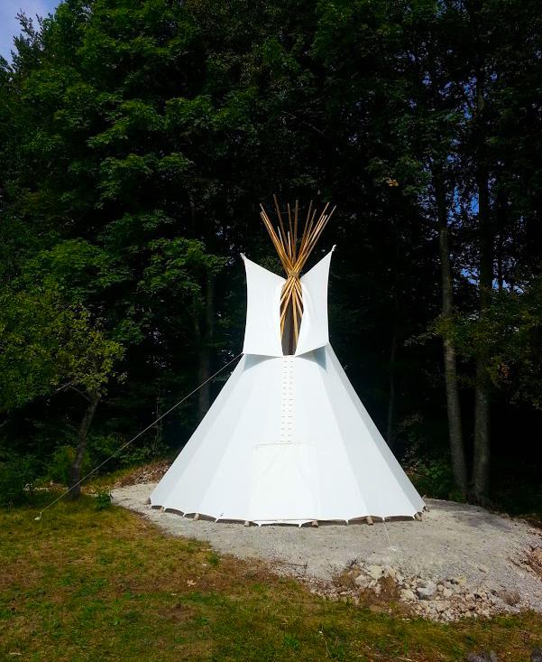 Severnoameriški indijanski šotor